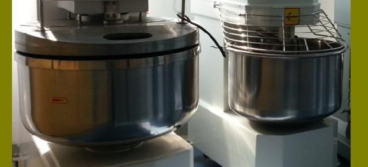 How To Find the Right Industrial Mixer