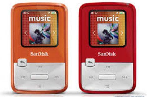 SanDisk Sansa Clip + MP3 Player Review
