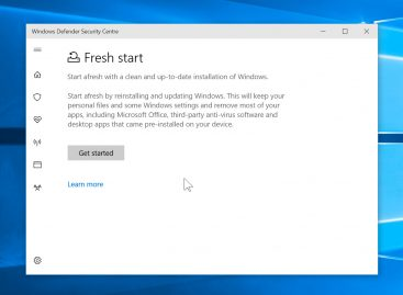 How To Get Started With Windows